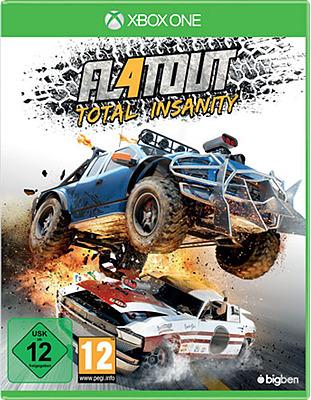 Einfach und sicher online bestellen: FlatOut 4: Total Insanity in Österreich kaufen.
