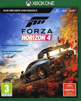 Einfach und sicher online bestellen: Forza Horizon 4 Day 1 Edition (AT-PEGI) in Österreich kaufen.