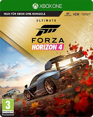 Einfach und sicher online bestellen: Forza Horizon 4 Ultimate Edition (AT-PEGI) in Österreich kaufen.