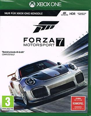 Einfach und sicher online bestellen: Forza Motorsport 7 (AT-PEGI) in Österreich kaufen.