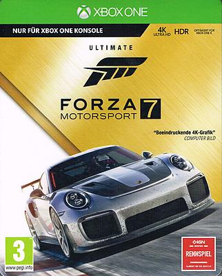 Einfach und sicher online bestellen: Forza Motorsport 7 Ultimate Edition (AT-PEGI) in Österreich kaufen.
