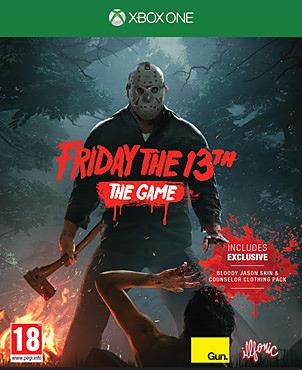 Einfach und sicher online bestellen: Friday the 13th: The Game (EU-Import) in Österreich kaufen.