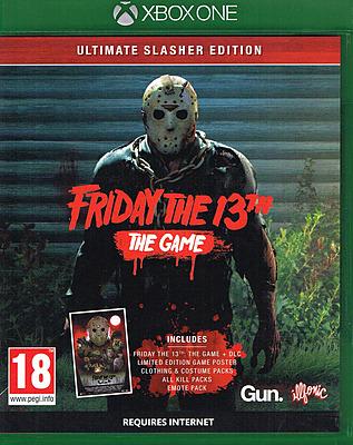 Einfach und sicher online bestellen: Friday the 13th Ultimate Slasher Edition in Österreich kaufen.