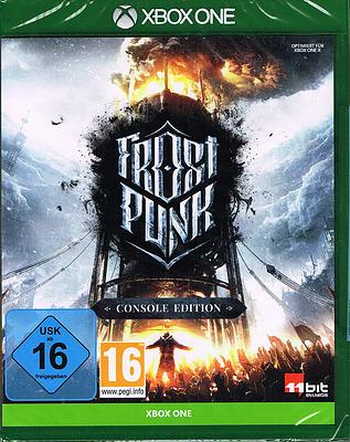 Einfach und sicher online bestellen: Frostpunk: Victorian Edition in Österreich kaufen.