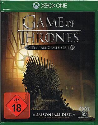 Einfach und sicher online bestellen: Game of Thrones (Telltale Games) in Österreich kaufen.