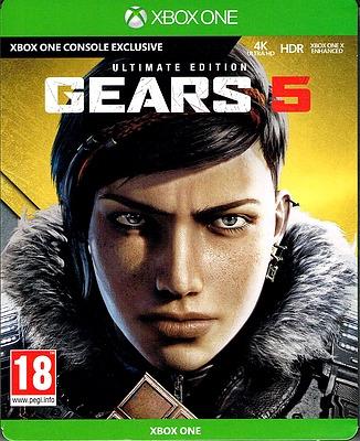 Einfach und sicher online bestellen: Gears of War 5 Ultimate (PEGI) in Österreich kaufen.