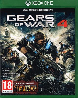 Einfach und sicher online bestellen: Gears of War 4 (EU-Import) in Österreich kaufen.