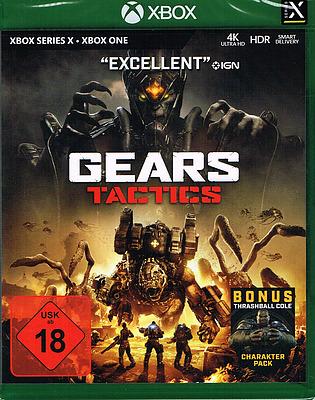 Einfach und sicher online bestellen: Gears of War Tactics Day 1 Edition (AT-PEGI) in Österreich kaufen.