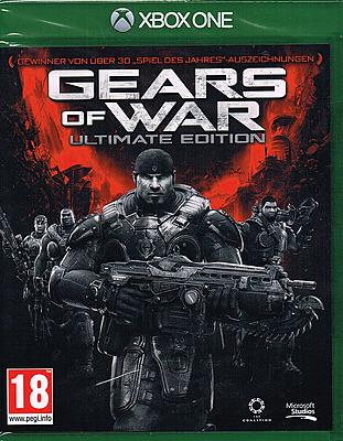 Einfach und sicher online bestellen: Gears of War Ultimate Edition + 8 DLC (AT-PEGI) in Österreich kaufen.