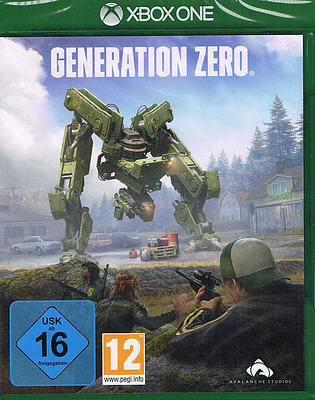 Einfach und sicher online bestellen: Generation Zero in Österreich kaufen.