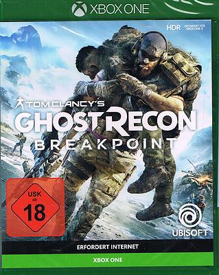 Einfach und sicher online bestellen: Ghost Recon Breakpoint + 4 Boni  in Österreich kaufen.