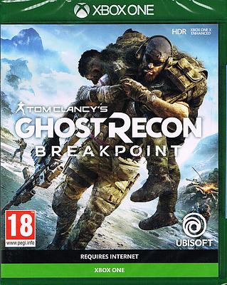 Einfach und sicher online bestellen: Ghost Recon Breakpoint (PEGI) in Österreich kaufen.