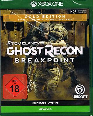 Einfach und sicher online bestellen: Ghost Recon Breakpoint Gold Edition in Österreich kaufen.