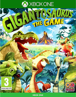 Einfach und sicher online bestellen: Gigantosaurus: Das Spiel (PEGI) in Österreich kaufen.