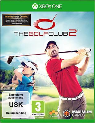 Einfach und sicher online bestellen: The Golf Club 2 in Österreich kaufen.