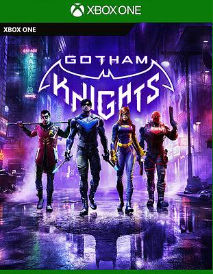 Einfach und sicher online bestellen: Gotham Knights (AT-PEGI) in Österreich kaufen.