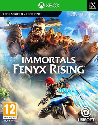 Einfach und sicher online bestellen: Immortals Fenyx Rising (PEGI) in Österreich kaufen.