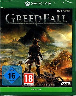 Einfach und sicher online bestellen: GreedFall in Österreich kaufen.