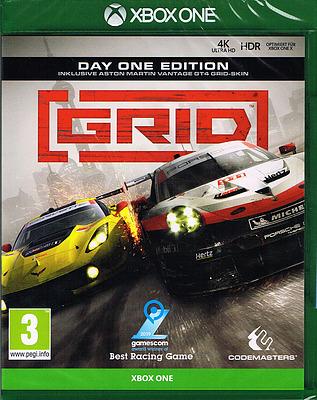 Einfach und sicher online bestellen: GRID + 2 Boni (AT-PEGI) in Österreich kaufen.