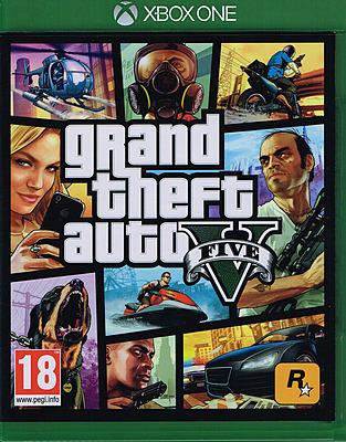 Einfach und sicher online bestellen: Grand Theft Auto V (AT-PEGI) in Österreich kaufen.