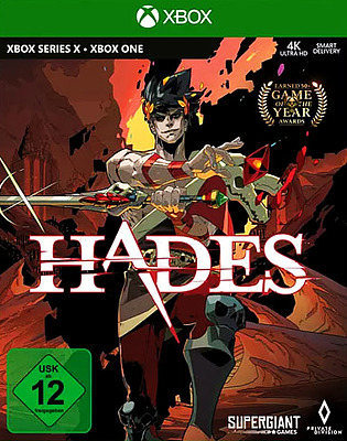 Einfach und sicher online bestellen: Hades Game of the Year Edition in Österreich kaufen.