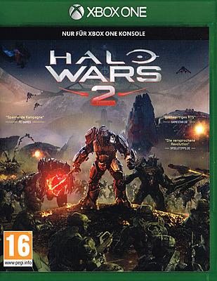Einfach und sicher online bestellen: Halo Wars 2 + DLC (AT-PEGI) in Österreich kaufen.