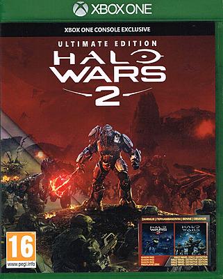 Einfach und sicher online bestellen: Halo Wars 2 Ultimate Edition (PEGI) in Österreich kaufen.