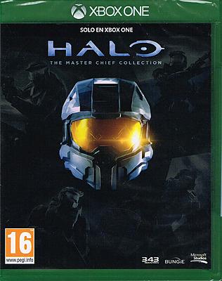 Einfach und sicher online bestellen: Halo - The Master Chief Collection (EU-Import) in Österreich kaufen.
