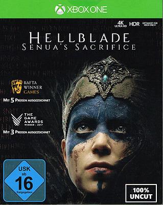 Einfach und sicher online bestellen: Hellblade: Senua's Sacrifice im Schuber in Österreich kaufen.