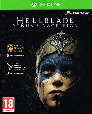 Einfach und sicher online bestellen: Hellblade: Senua's Sacrifice (PEGI) in Österreich kaufen.