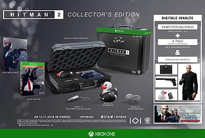 Einfach und sicher online bestellen: Hitman 2 Collectors Edition in Österreich kaufen.