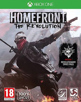 Einfach und sicher online bestellen: Homefront: The Revolution in Österreich kaufen.