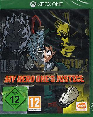 Einfach und sicher online bestellen: My Hero One's Justice in Österreich kaufen.