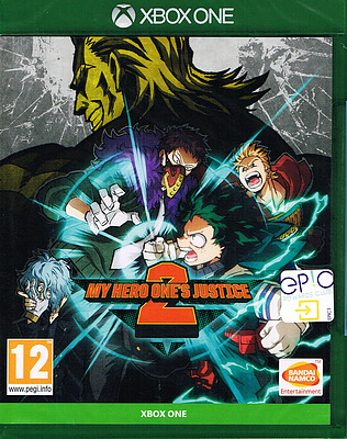 Einfach und sicher online bestellen: My Hero One's Justice 2 (PEGI) in Österreich kaufen.