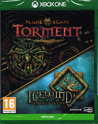 Einfach und sicher online bestellen: Icewind Dale + PlaneScape Torment Enhanced Edition in Österreich kaufen.