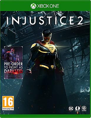 Einfach und sicher online bestellen: Injustice 2 D1 Edition (AT-PEGI) in Österreich kaufen.
