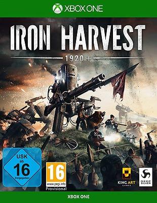 Einfach und sicher online bestellen: Iron Harvest in Österreich kaufen.