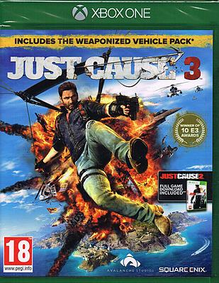 Einfach und sicher online bestellen: Just Cause 3 D1 Edition + JC2 (EU-Import) in Österreich kaufen.