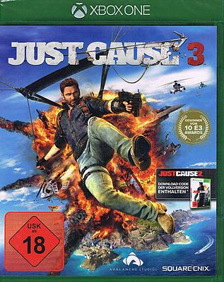 Einfach und sicher online bestellen: Just Cause 3 in Österreich kaufen.