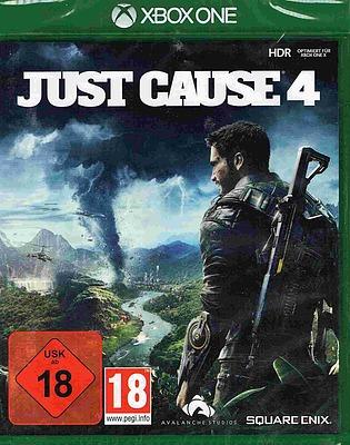 Einfach und sicher online bestellen: Just Cause 4 (AT-PEGI) in Österreich kaufen.