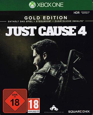Einfach und sicher online bestellen: Just Cause 4 Gold Edition + 5 DLCs in Österreich kaufen.