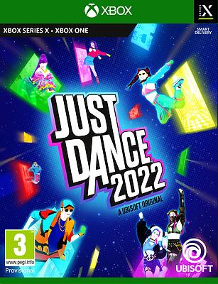 Einfach und sicher online bestellen: Just Dance 2022 (AT-PEGI) in Österreich kaufen.