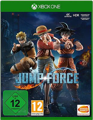 Einfach und sicher online bestellen: Jump Force in Österreich kaufen.