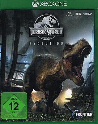 Einfach und sicher online bestellen: Jurassic World Evolution in Österreich kaufen.