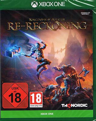 Einfach und sicher online bestellen: Kingdoms of Amalur Re-Reckoning in Österreich kaufen.