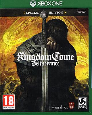 Einfach und sicher online bestellen: Kingdom Come: Deliverance Special Edition (AT) in Österreich kaufen.