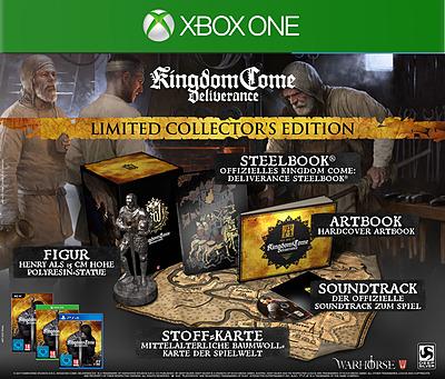 Einfach und sicher online bestellen: Kingdom Come: Deliverance Collectors Edition in Österreich kaufen.