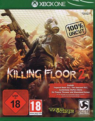 Einfach und sicher online bestellen: Killing Floor 2 + 4 DLCs  in Österreich kaufen.