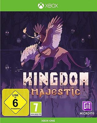 Einfach und sicher online bestellen: Kingdom Majestic Limited Edition in Österreich kaufen.