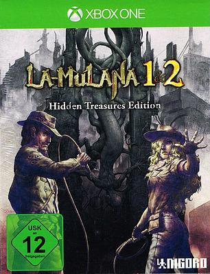 Einfach und sicher online bestellen: La Mulana 1 & 2 Hidden Treasure Edition in Österreich kaufen.